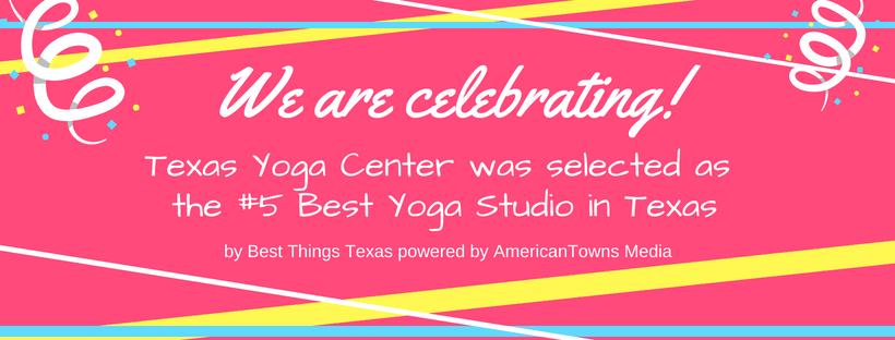 Best Texas Yoga Studio